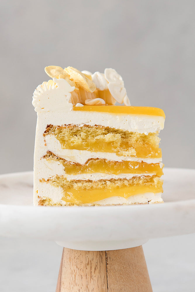 Lemon Cream Cake Kit