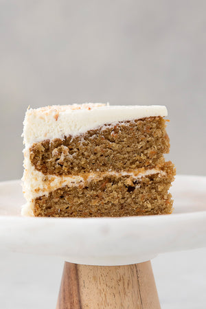 Load image into Gallery viewer, gluten free carrot cake slice