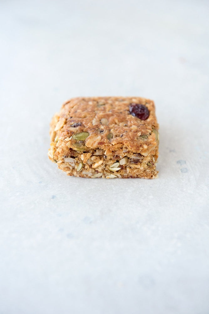 Load image into Gallery viewer, single gluten free granola bar square