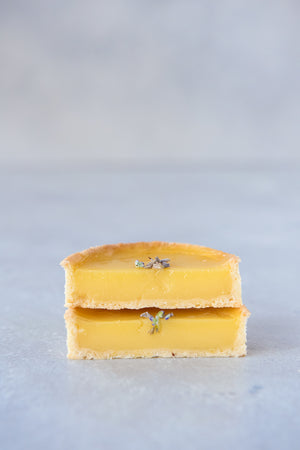 Load image into Gallery viewer, Lemon Lavender Tart
