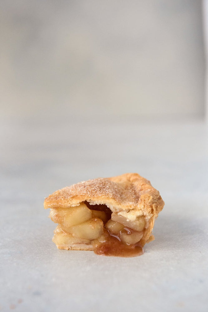 Load image into Gallery viewer, gluten free apple cinnamon pie single piece