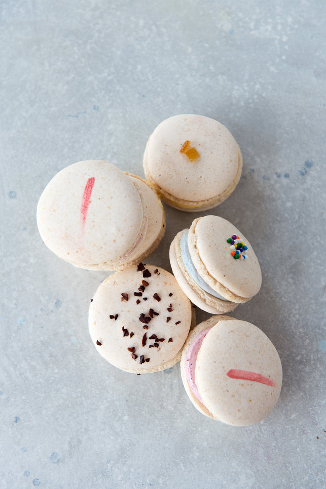 Macarons, pickup or local delivery