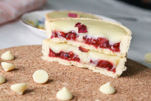 Load image into Gallery viewer, Raspberry Rose Tart