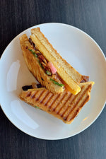 Breakfast Panini - available at Westshore only