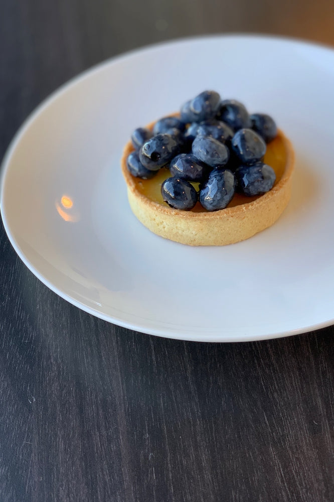 Lemon Berry Tart