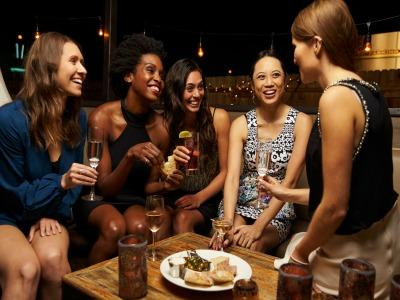 How to Have a Fabulous Girl's Night