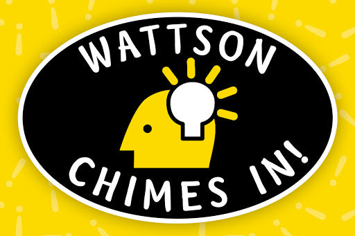 Wattson Chimes In: 6 Things I Geek Out On