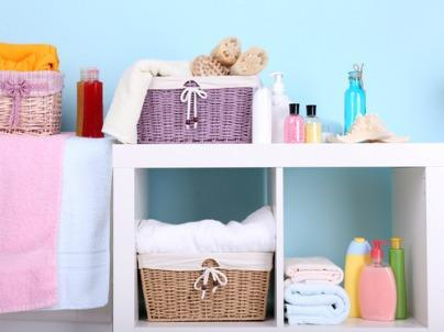 10 Ultra Clever Storage Hacks That Use Every Inch of Your Bathroom Space