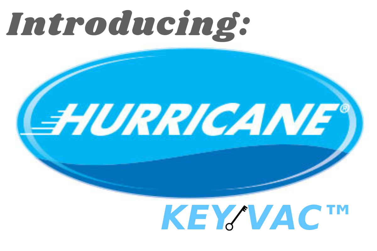 Introducing Hurricane Key Vac: Big Clean in a Tiny Package