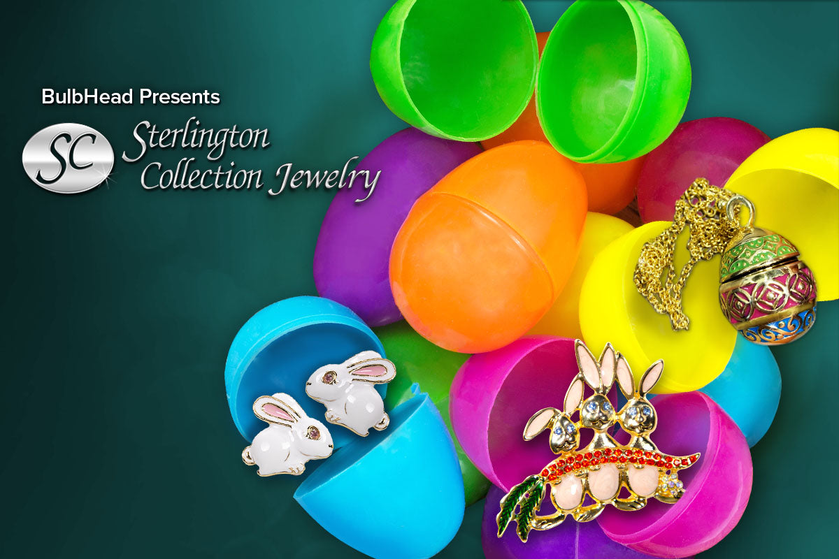 Just in Time for Easter: Bunny Jewelry!
