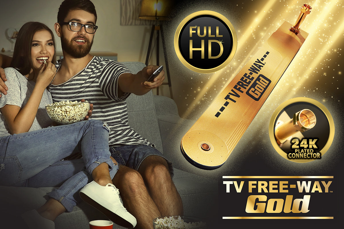 Are You Getting the Most Out of Your TV Free-Way® Gold™?