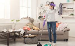 5 Cleaning Must-Haves To Make Your Home Guest-Ready This Holiday