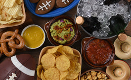 The Ultimate Game-Day Playbook: 8 Recipes That Will Be the Hit Of Your Super Sunday Bash