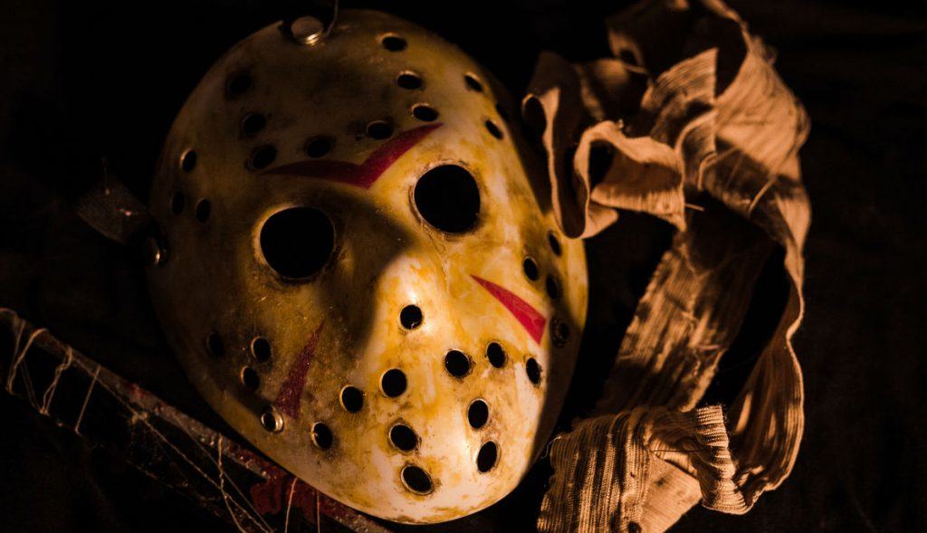 Slasher Hockey Mask