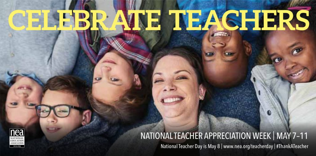 National Teacher Appreciation Week