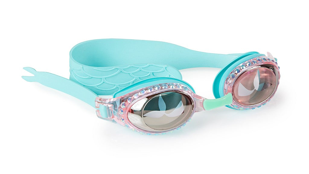 Swim in style with Bling20 swim goggles!