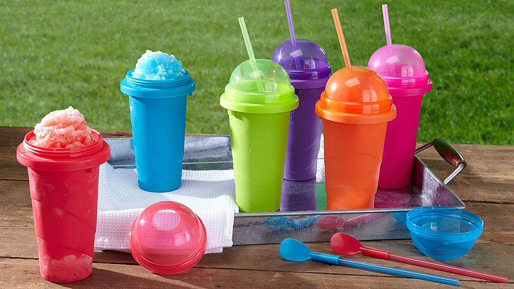 Make your own slushies with ease!