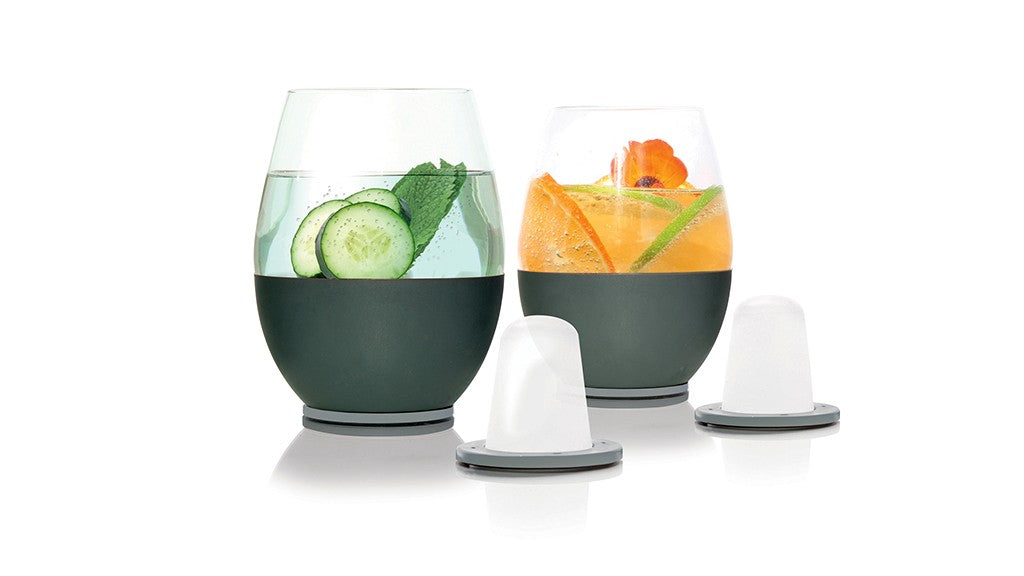 Chill down your favorite drinks without watering them down.