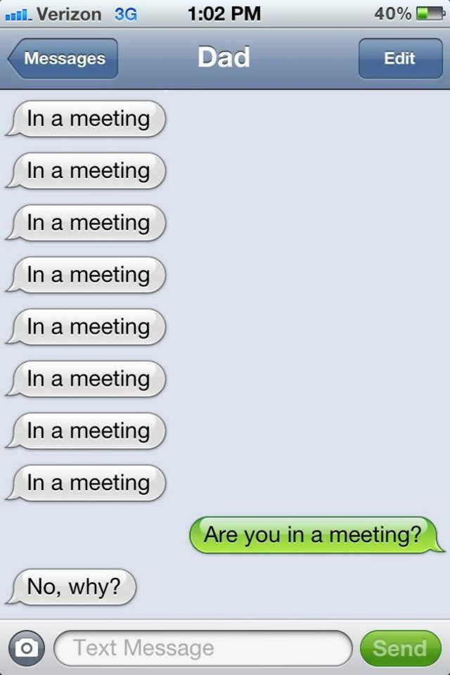 DAD_TEXTS_in_a_meeting