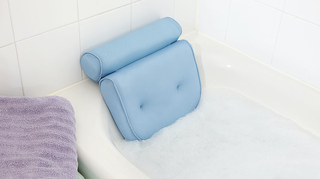 home spa pillow