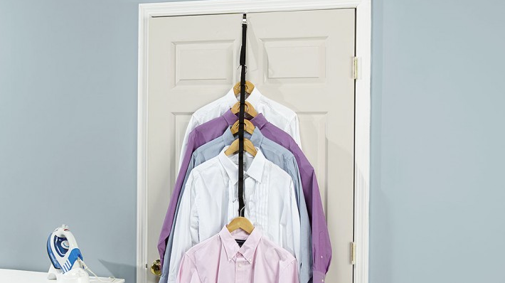 Organize up to a week's worth of outfits!