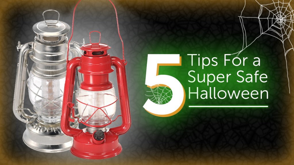 Five Tips To Have A Super Safe Halloween