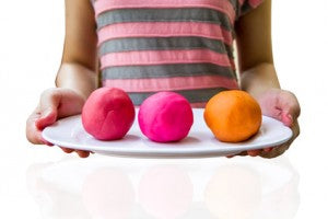 Make your own DIY play doh this autumn!