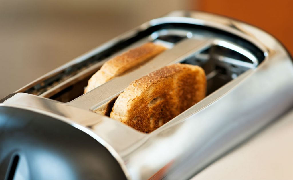 Atomic Toaster Close UP