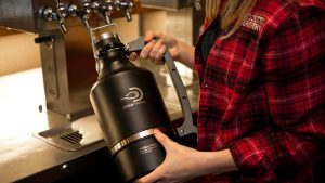 Keep brewskies icy cold with DrinkTanks.