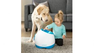 iFetch keeps your dog entertained for hours!