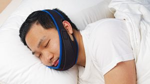 Z Band helps prevent snoring