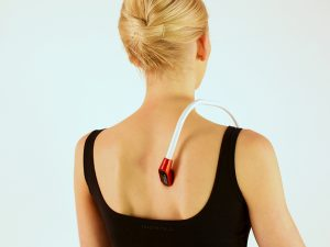 Give yourself a massage with the Back Nodger.