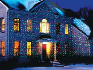 Star Shower Motion is the easier way to decorate for Christmas!