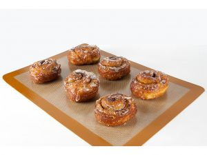 bake with ease with this non stick mat