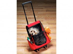 Take your pup for outings in the Pet Stroller!
