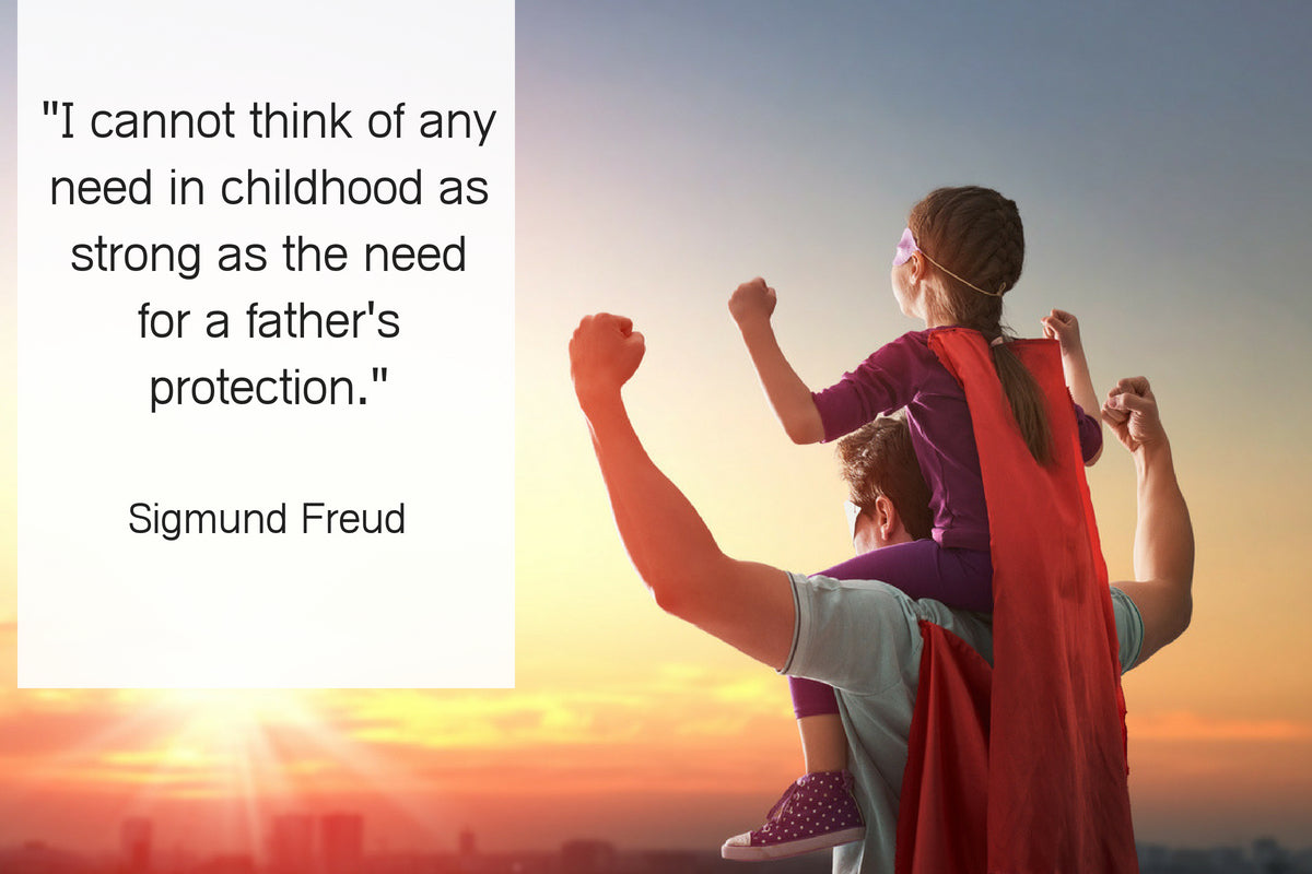 Freud Father Quote