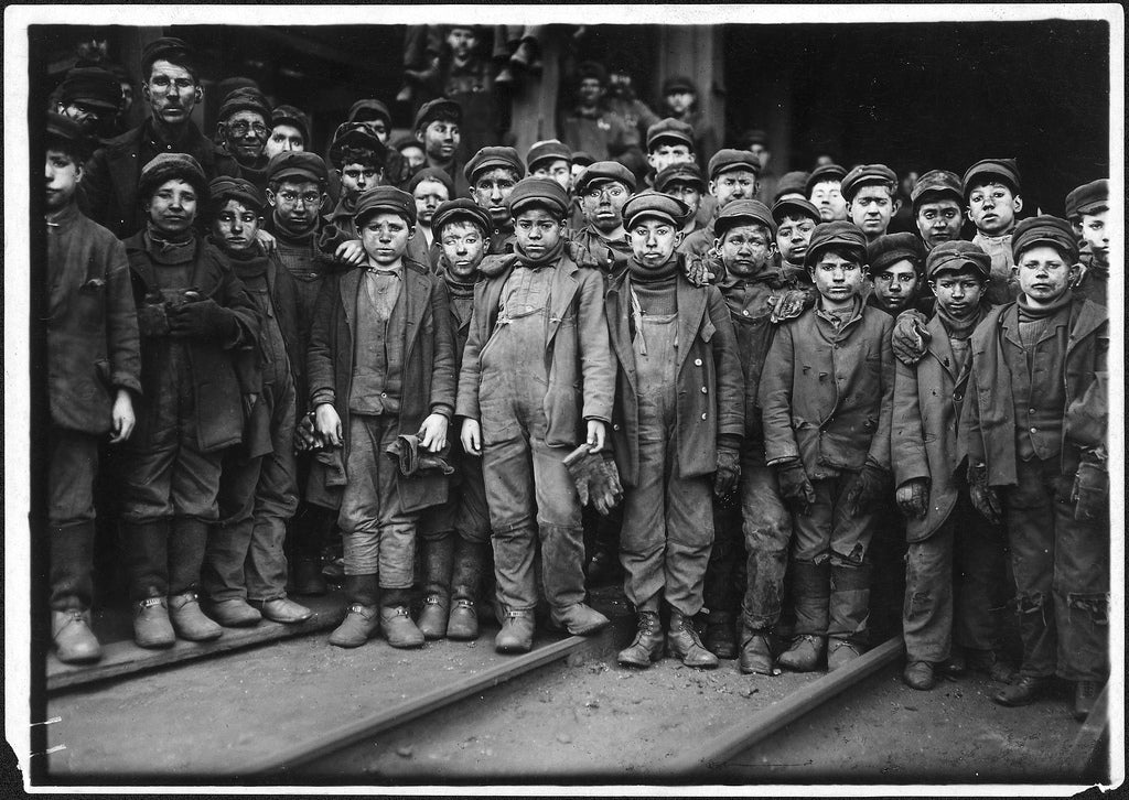 Children of the Labor Movement, Public Domain