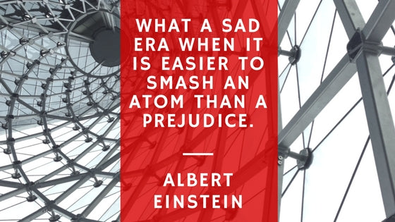 Albert Einstein Prejudice