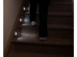 light up stairways and more with led sensor lights