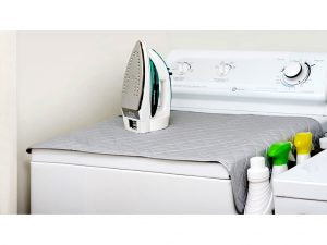 Ironing in small spaces just got super easy