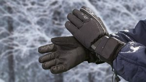Stay cozy outdoors during all your adventures with Heated Ski Gloves.