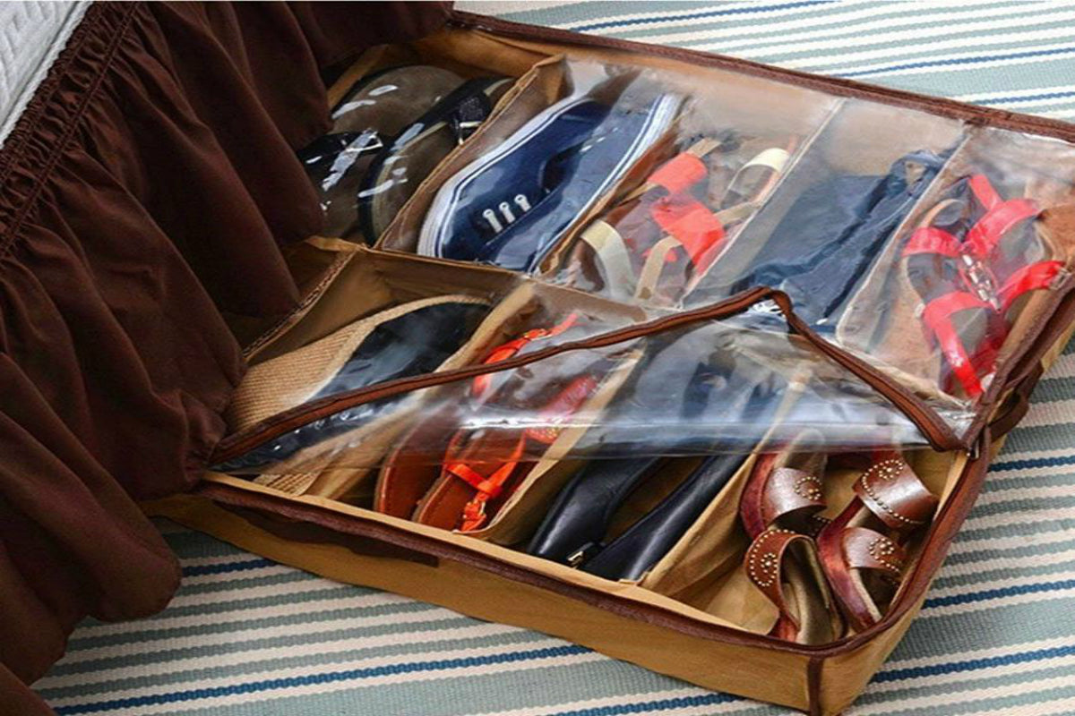 Shoes Under Shoe Organizer
