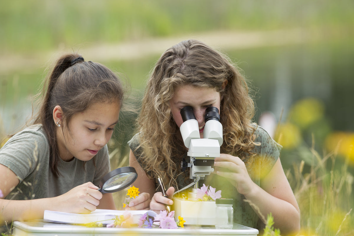 Girl Scouts Science