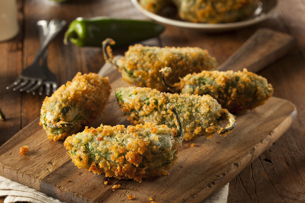 Easy Homemade Jalapeno Poppers