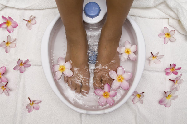 Foot Soak | 5 Steps to Sandal-Ready Feet