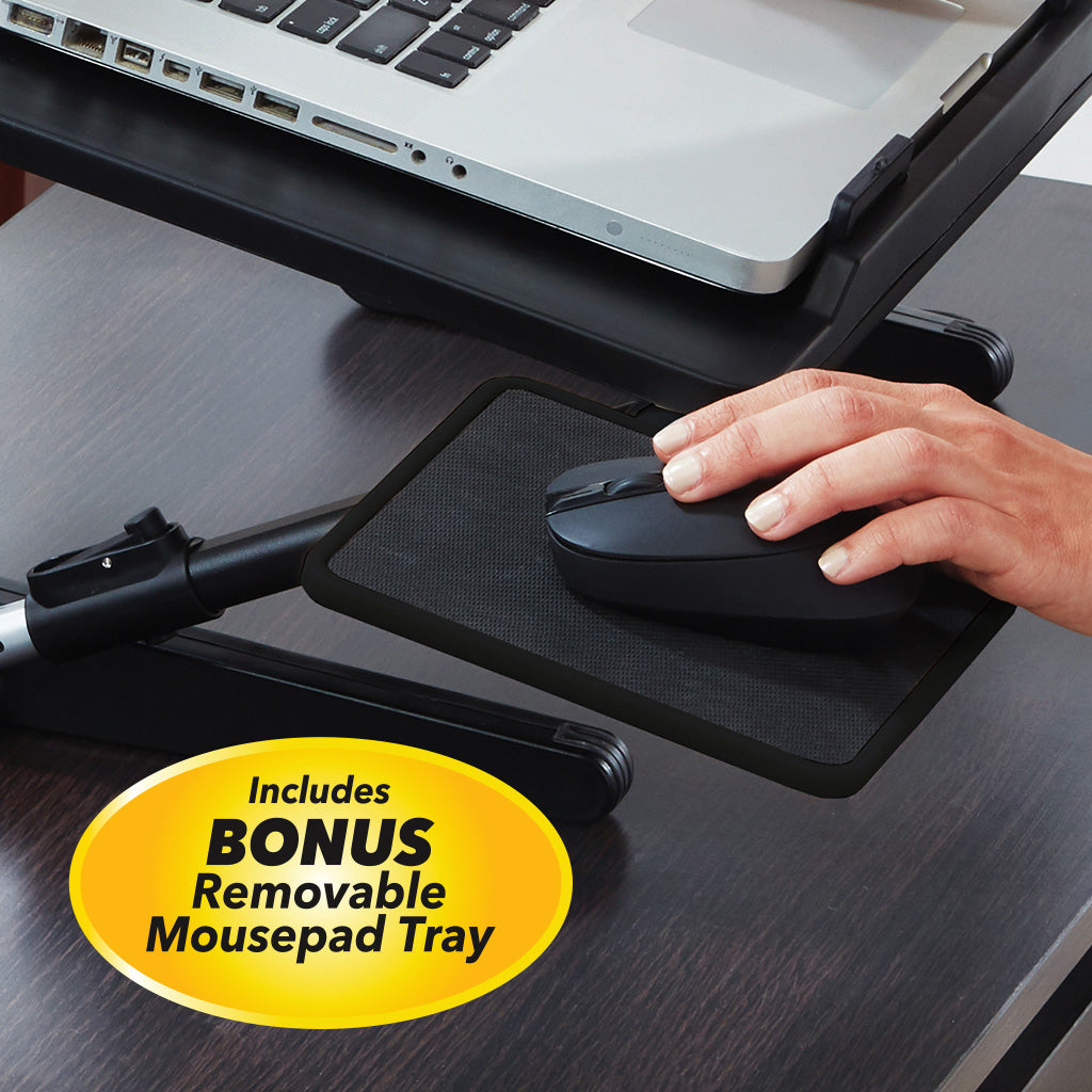 Air Space Adjustable Laptop Desk
