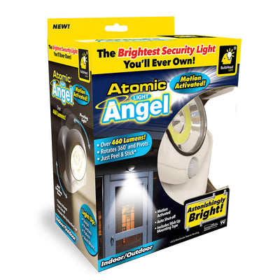 Deluxe Atomic Angel Motion Activated Cordless LED Light