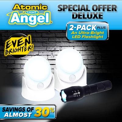 Deluxe Atomic Angel Special Offer