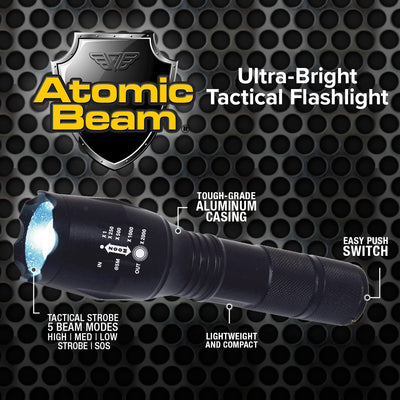 Atomic Beam Flashlight