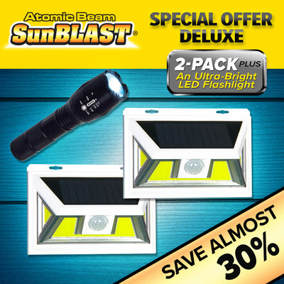 Deluxe Atomic Beam SunBlast Special Offer